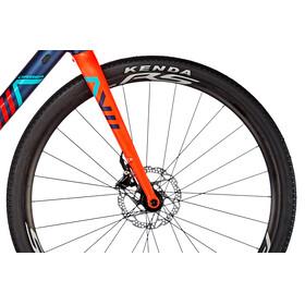ORBEA Terra H31-D - Vélo cyclocross - rouge/bleu